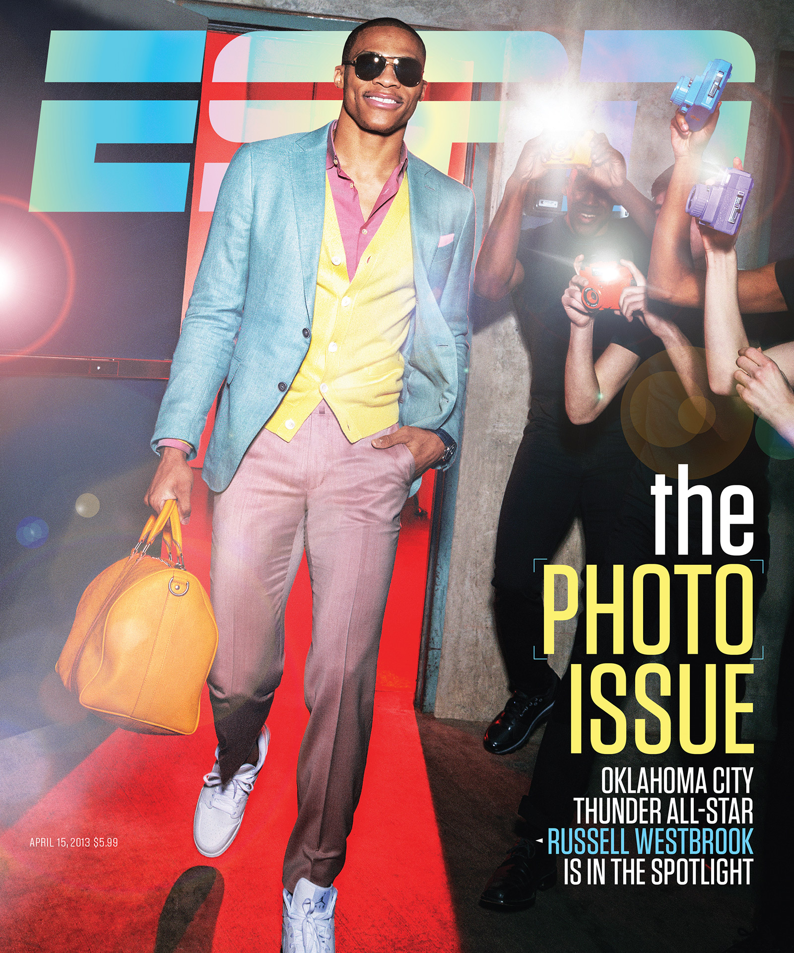 ESPN The Magazine's Photo Issue