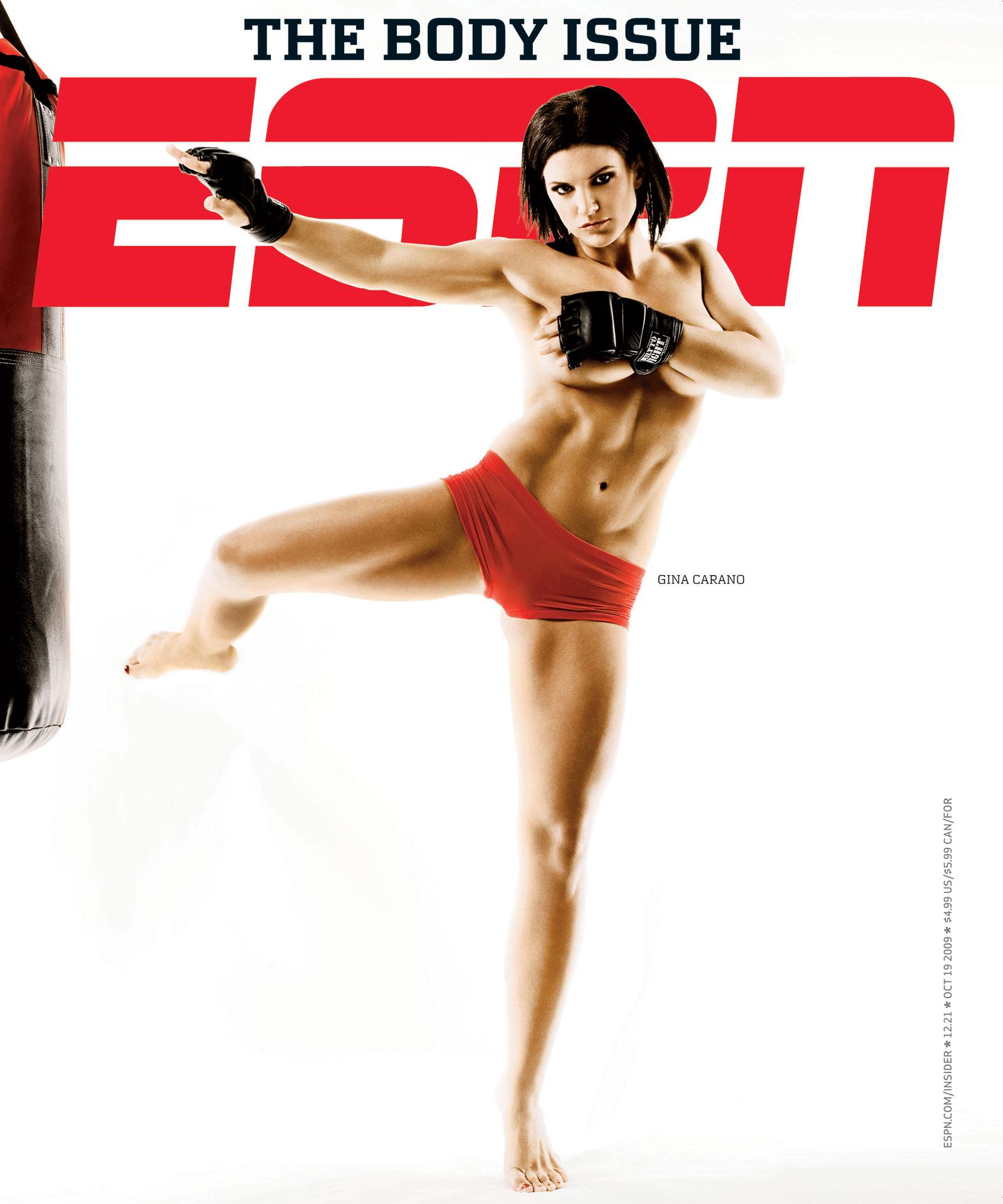 ESPN The Magazine 2009 Covers