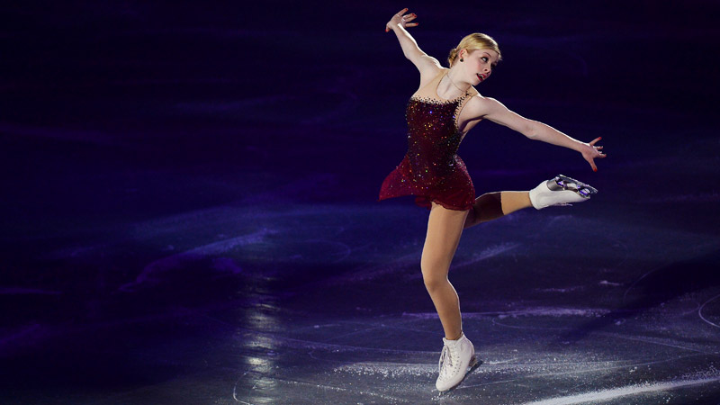 Gracie Gold, Figure Skating | @GraceEGold