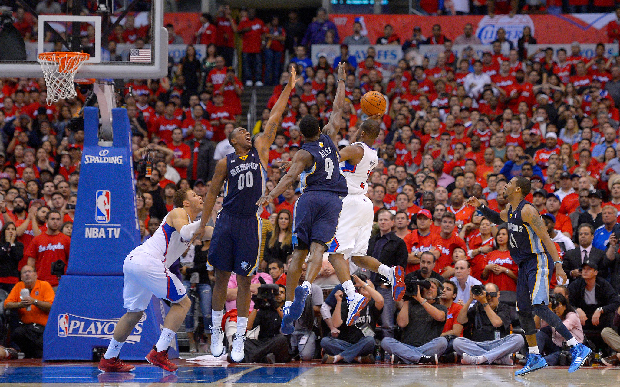 CP3 For The Win