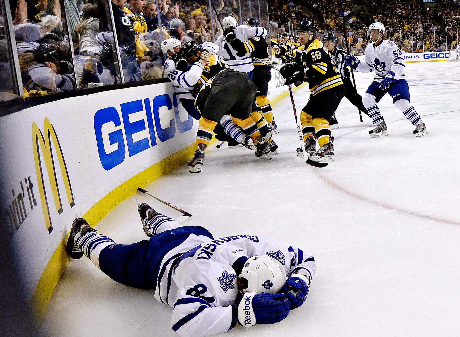 Leafs vs. Bruins