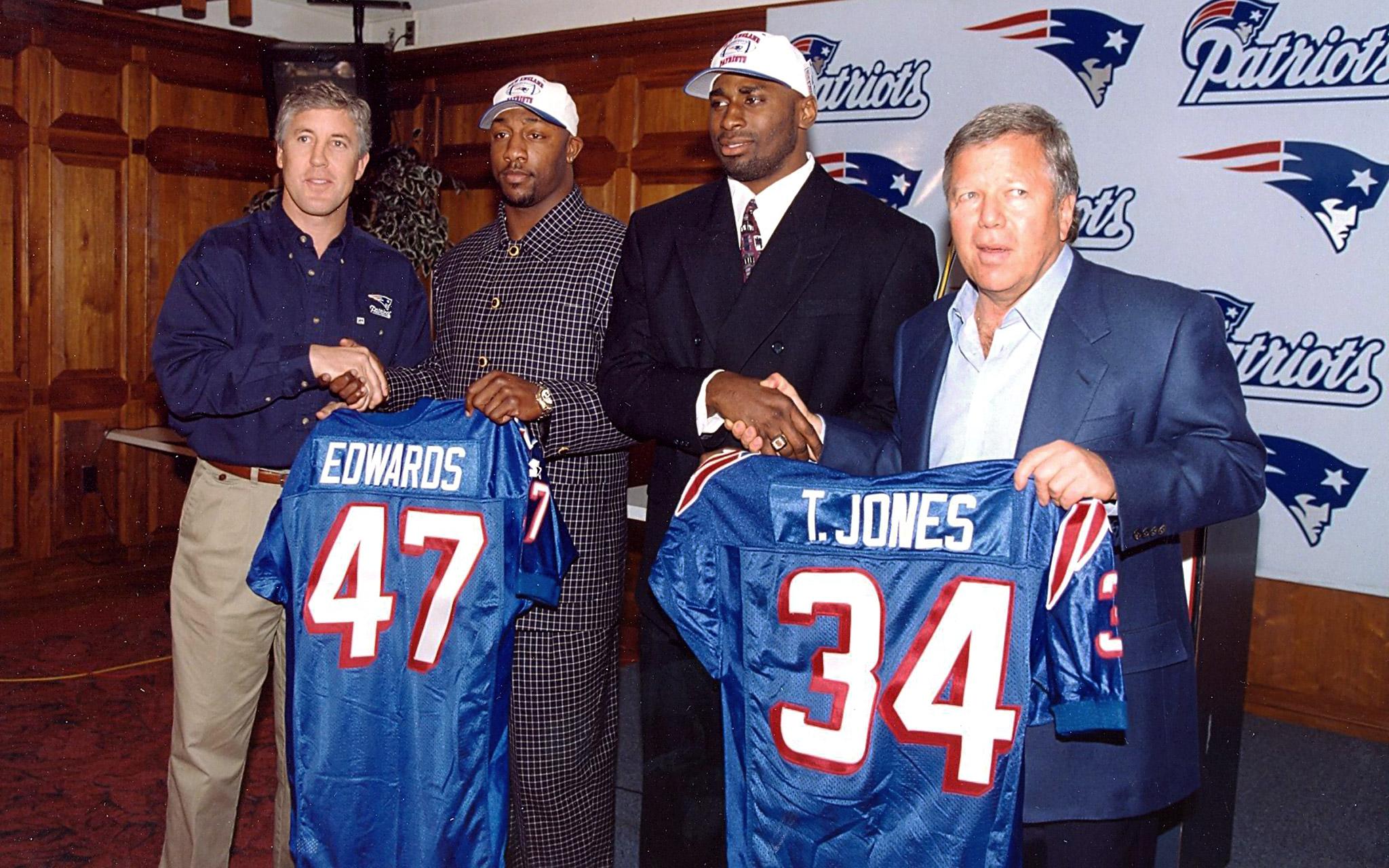 1998: Edwards & Jones -- promise cut short
