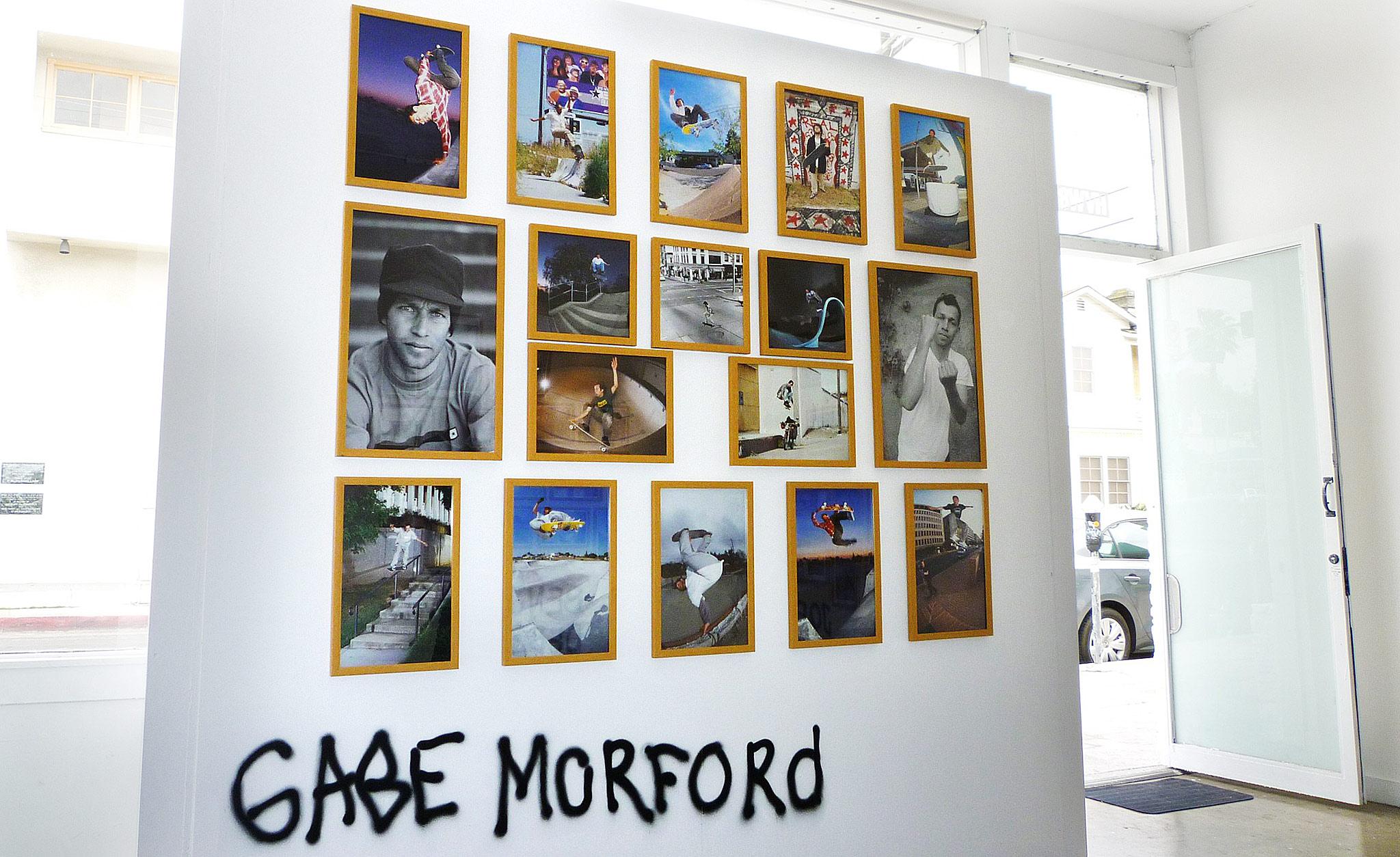 Gabe Morford