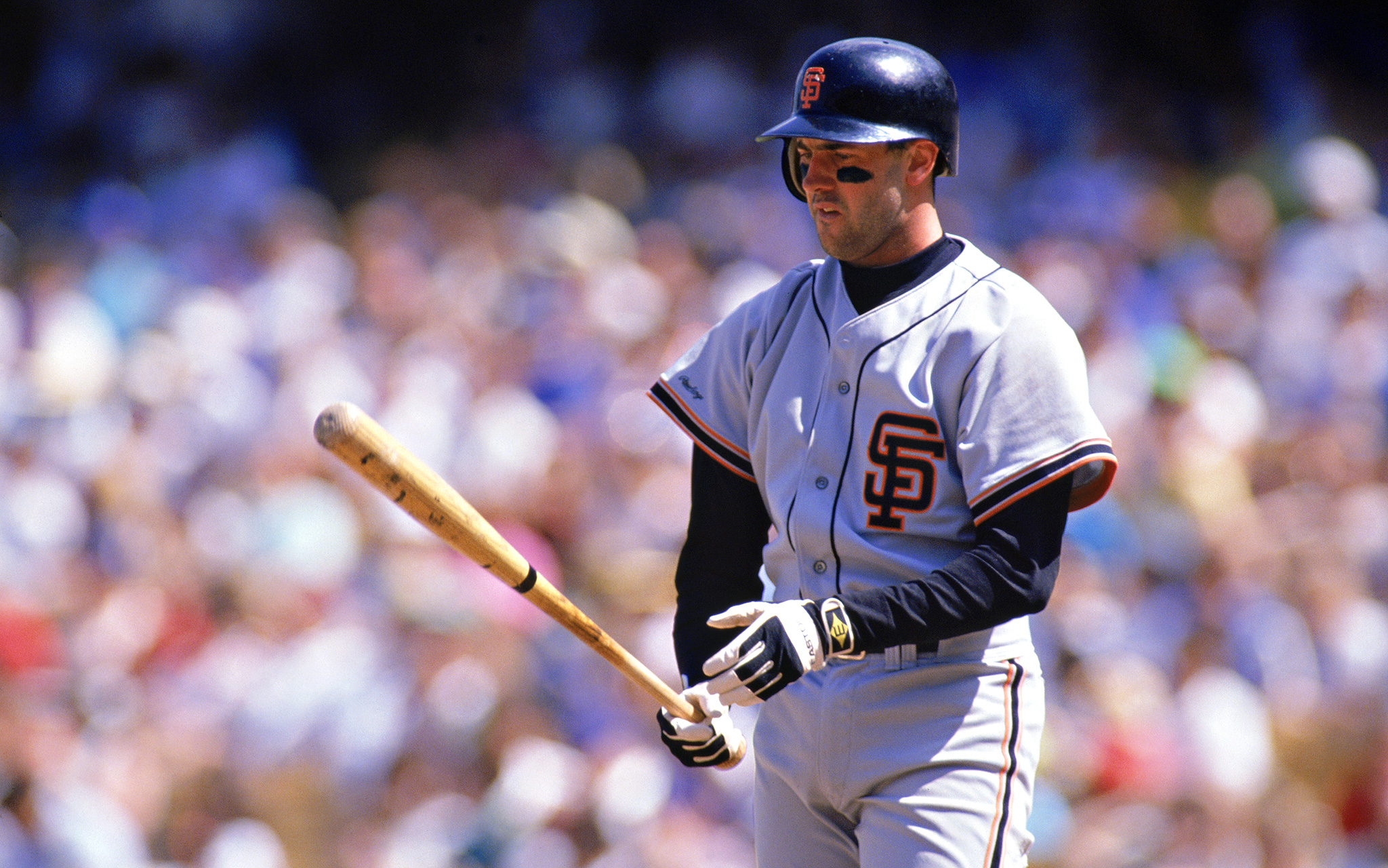 Giants: Road grays of 1980s