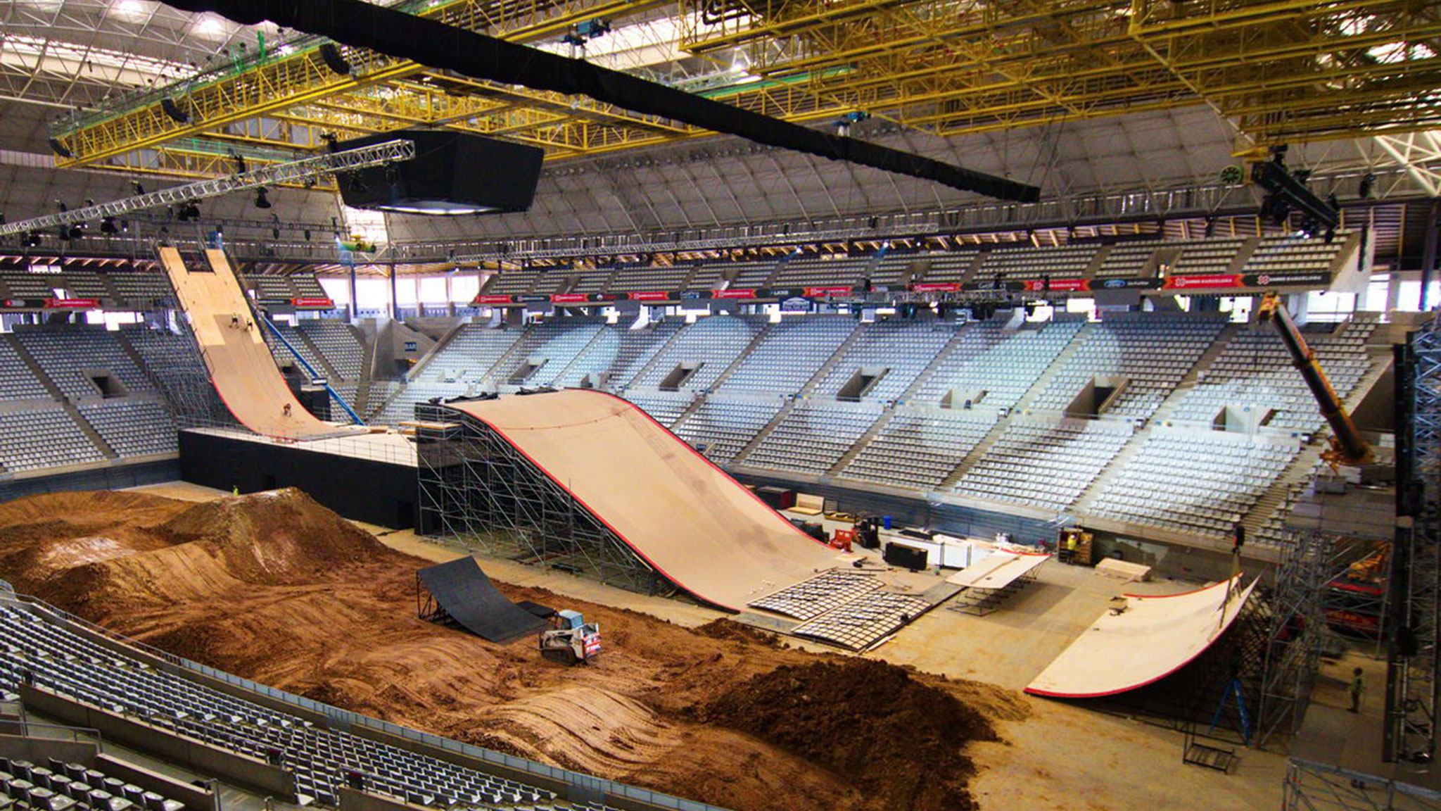 Indoor Big Air