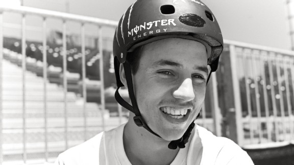 Before Kyle Baldock's double gold in BMX Park and Dirt at X Games Foz in April, he'd never medaled at an X Games.