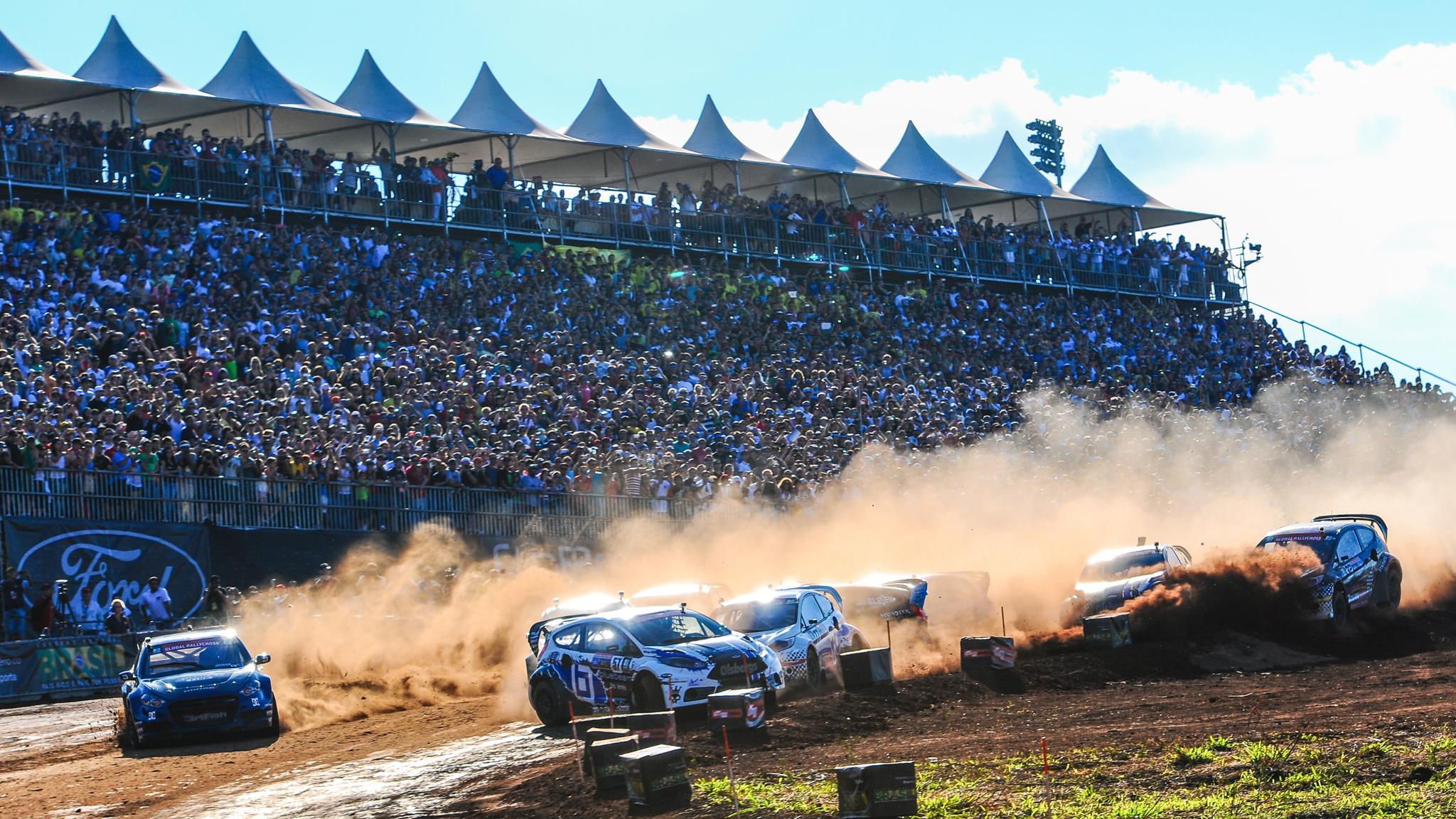 X Games Brazil RallyCross