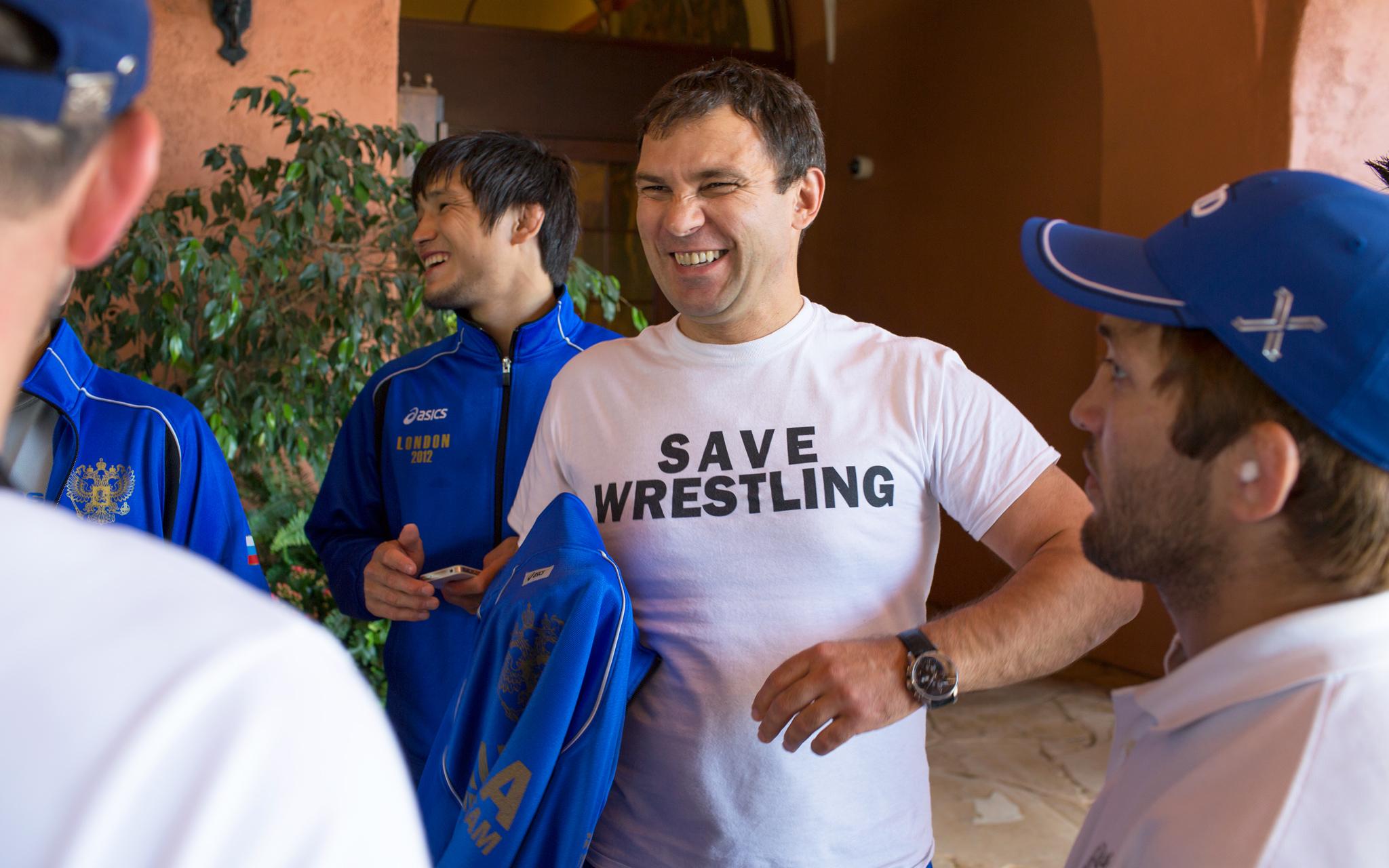 Save Wrestling!