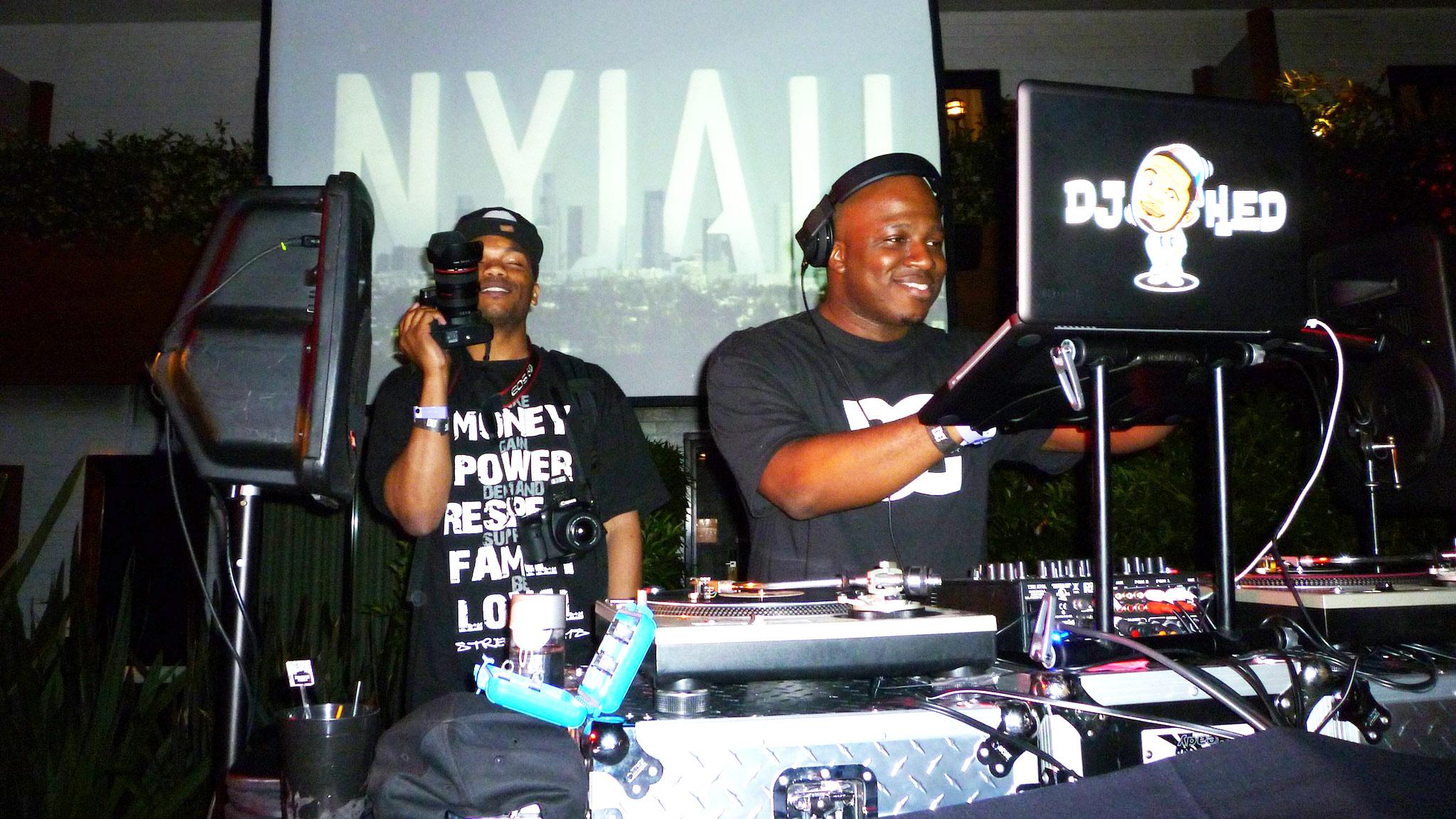 DJ Hed