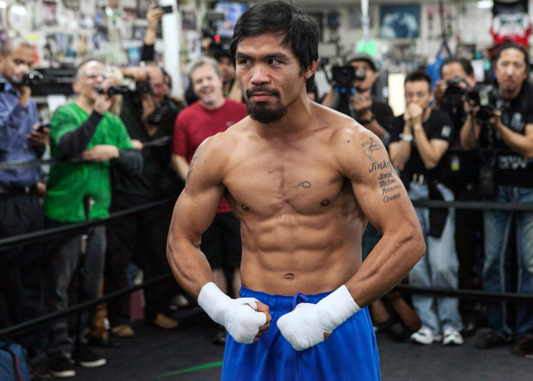 1. MANNY PACQUIAO $52 million