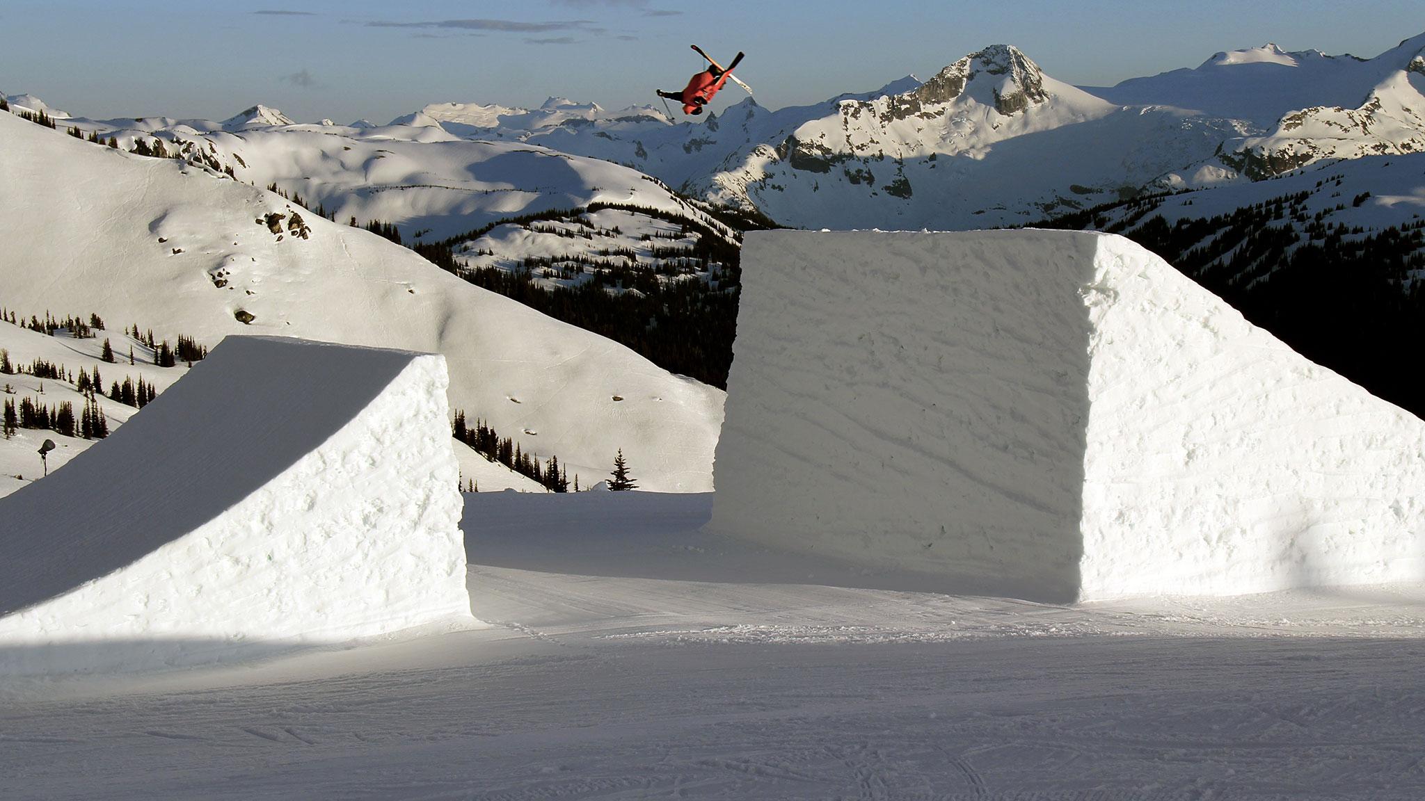 Whistler/Blackcomb, BC