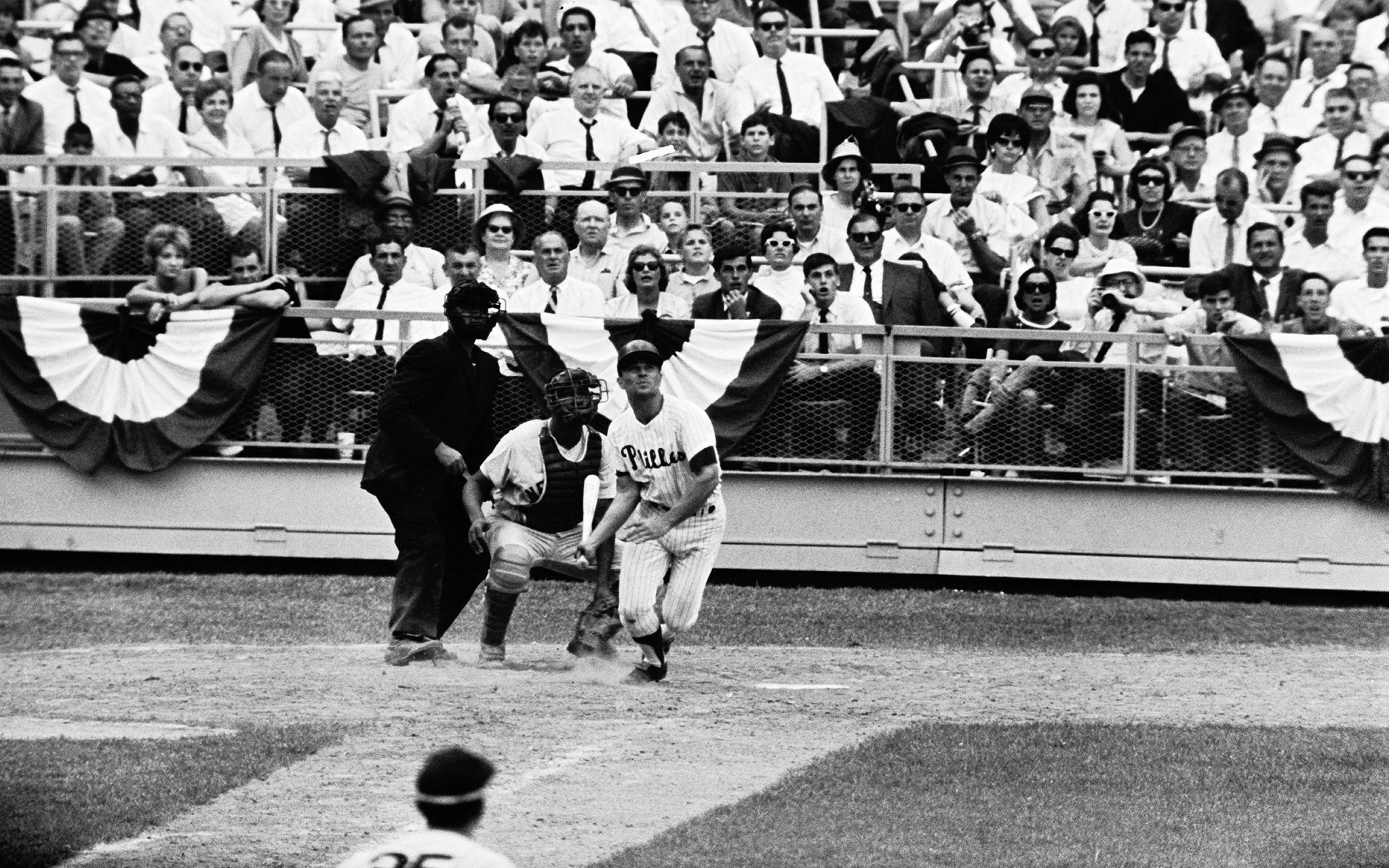 July 7, 1964 -- Shea Stadium