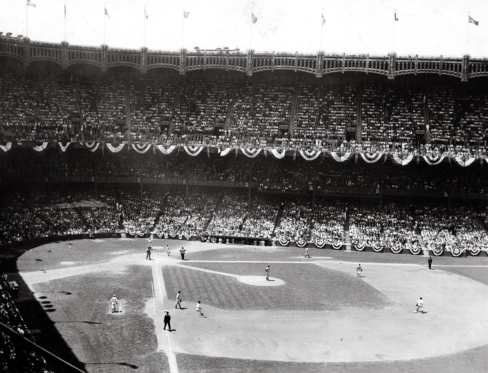 July 11, 1939 -- Yankee Stadium