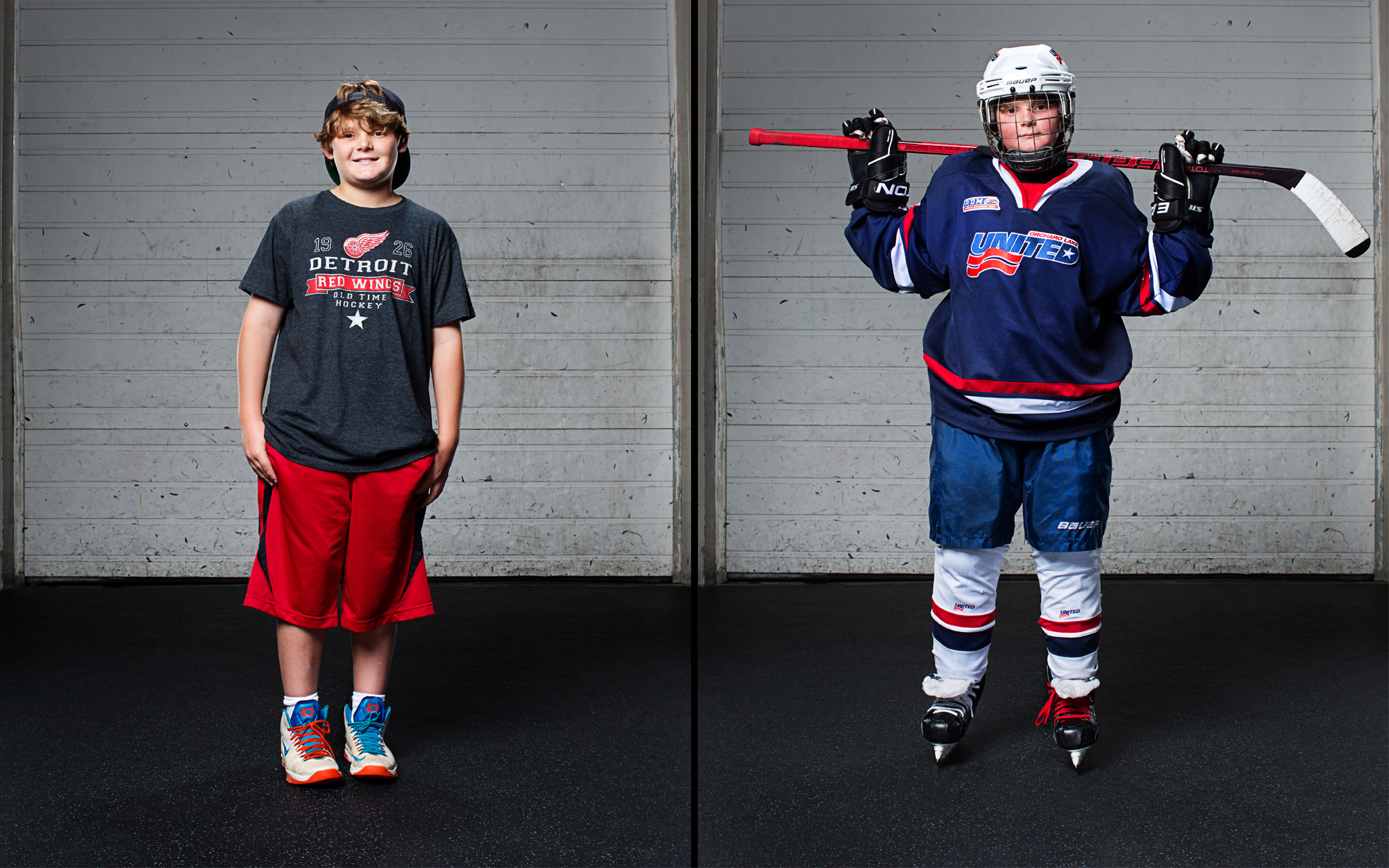 The New Faces of Hockey