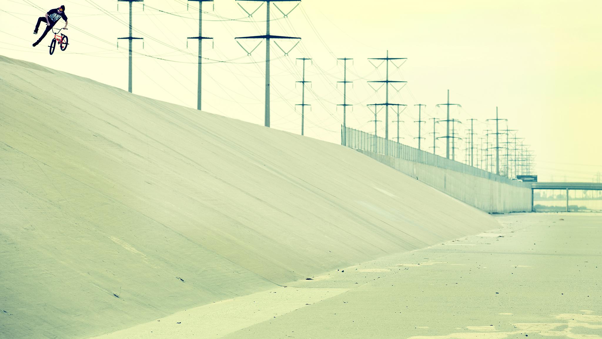 Tailwhip, California