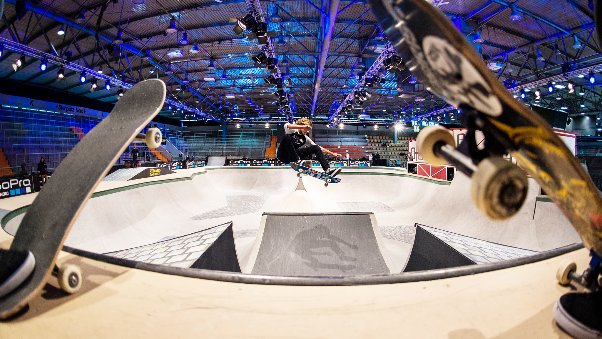 Curren Caples X Games Munich