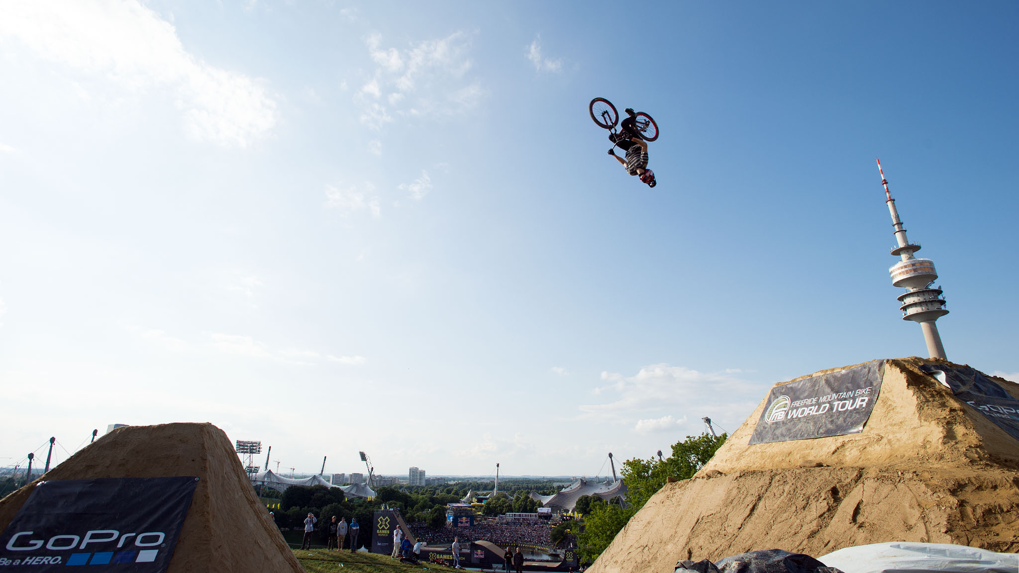 Mountain Bike Slopestyle