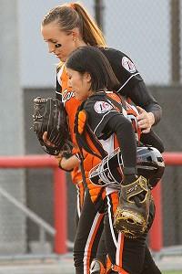 Kazuke Watanabe and Monica Abbott