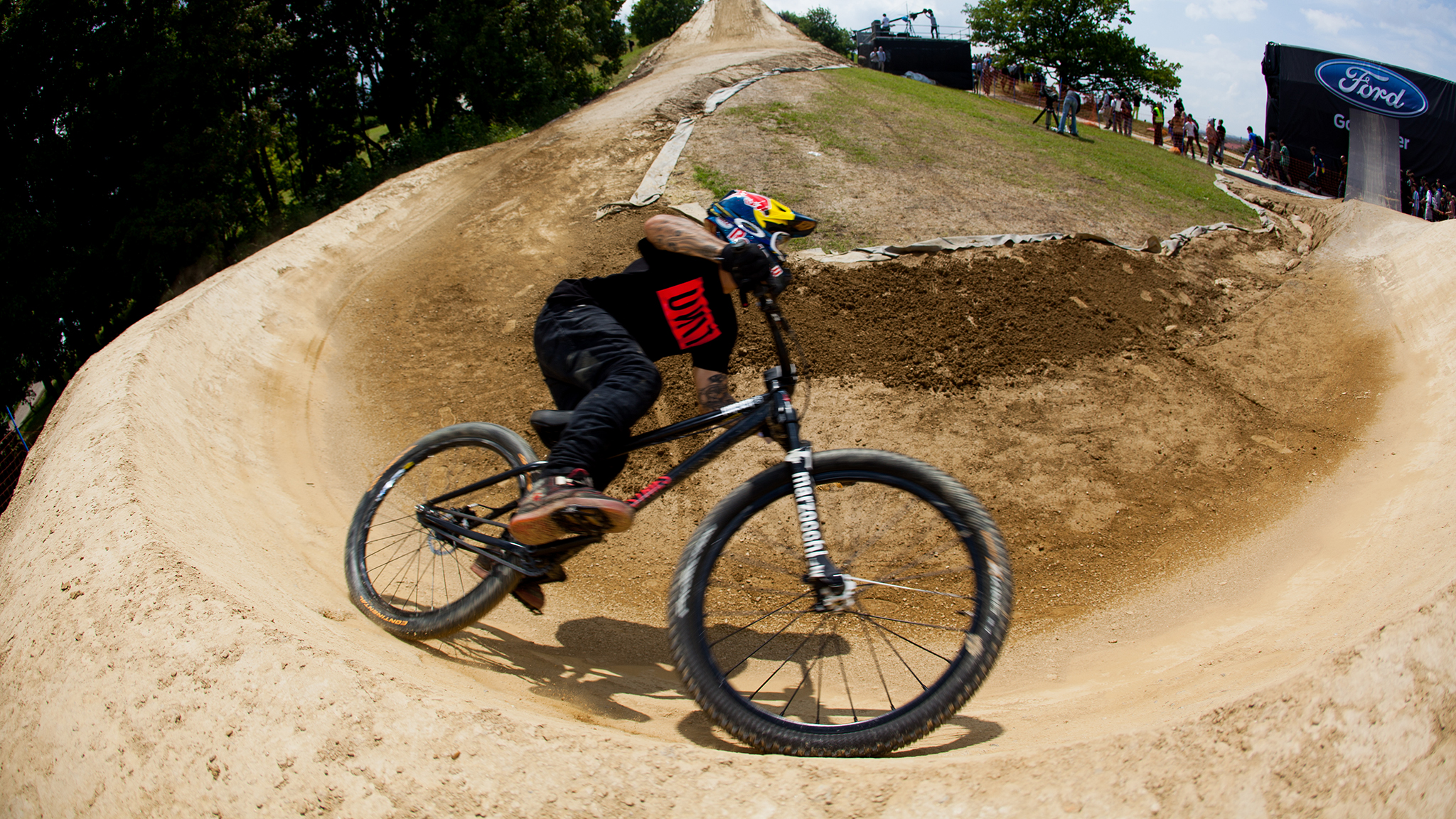 Mountain Bike Slopestyle debuts