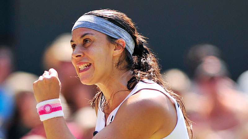 Marion Bartoli won eight singles titles, including Wimbledon in 2013, and more than 11 million during her career.