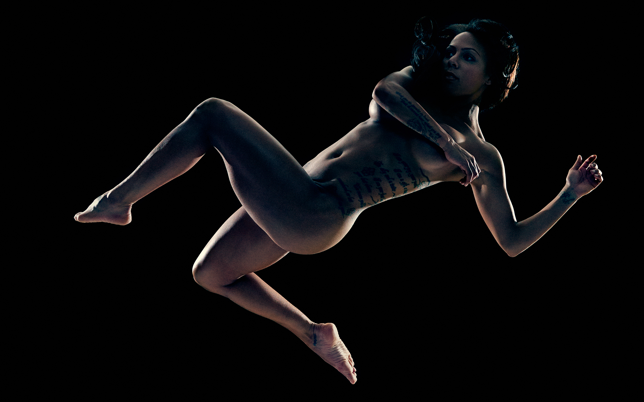 Sydney Leroux naked, Sydney Leroux, ESPN The Bodies We Want 2013,