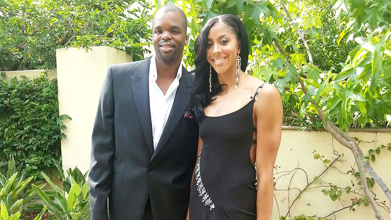 While a high school student on an official recruiting trip to Duke, Candace Parker struck up a friendship with then-Blue Devils star Shelden Williams. Even after Parker decided to attend Tennessee instead, the two remained in contact and later began dating. Shortly after her rookie WNBA season, the couple was married and welcomed their daughter in May of 2009. Since her birth, the two have famously balanced parenthood and professional basketball careers. (Photo: Candace Parker)