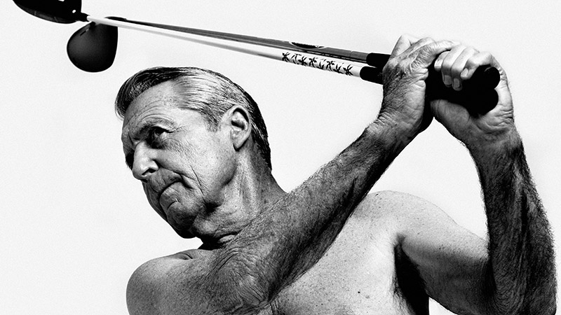 Gary Player appearing on the ESPYS stage in the same birthday suit he graced in the ESPN The Magazine's Body Issue would cause quite a stir.