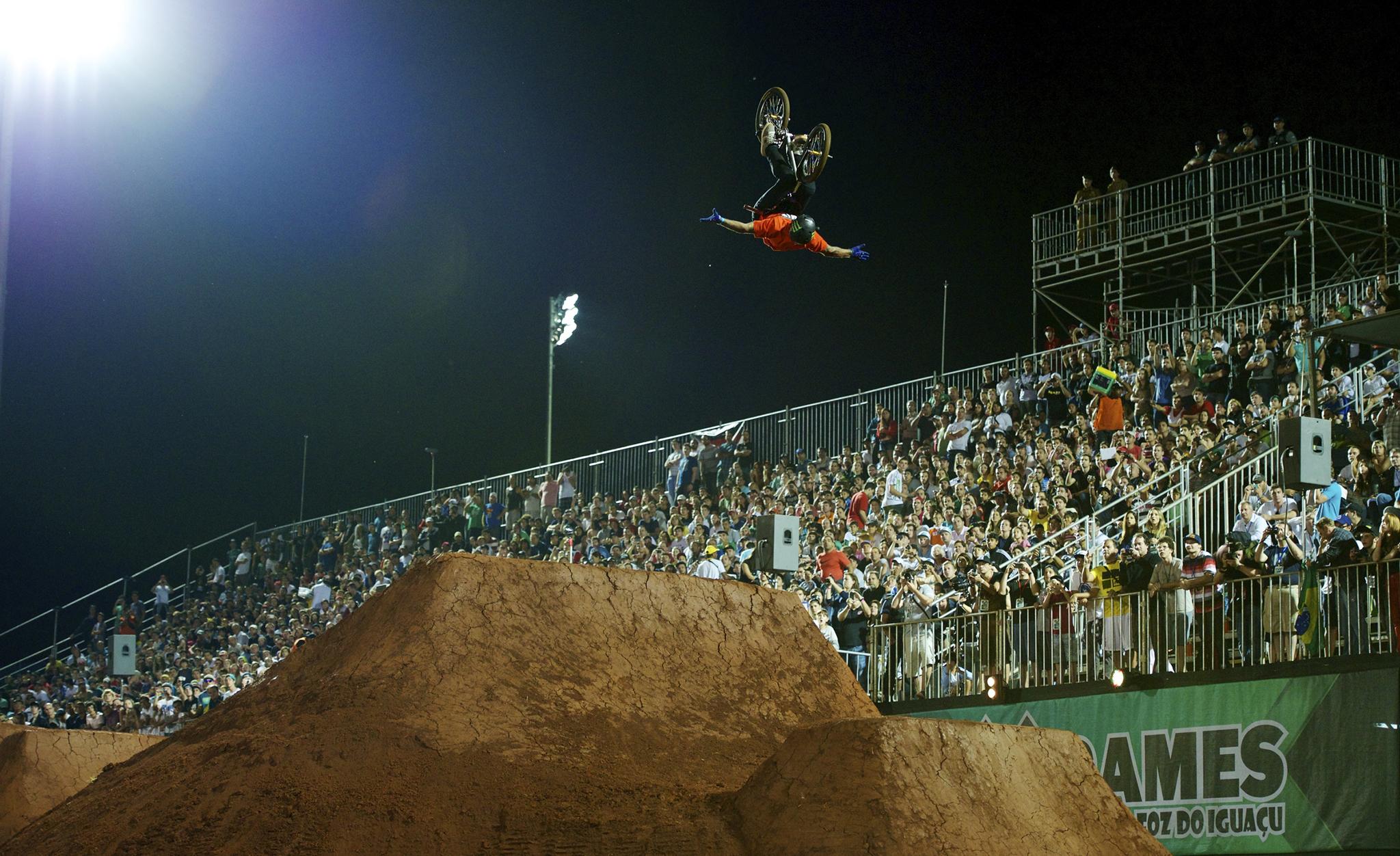 Kyle Baldock, Brazil