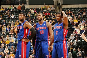 Watching the Pistons blossom this season should be a great show.