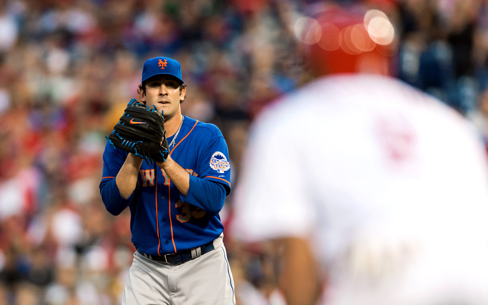 6. Matt Harvey, RHP, Mets