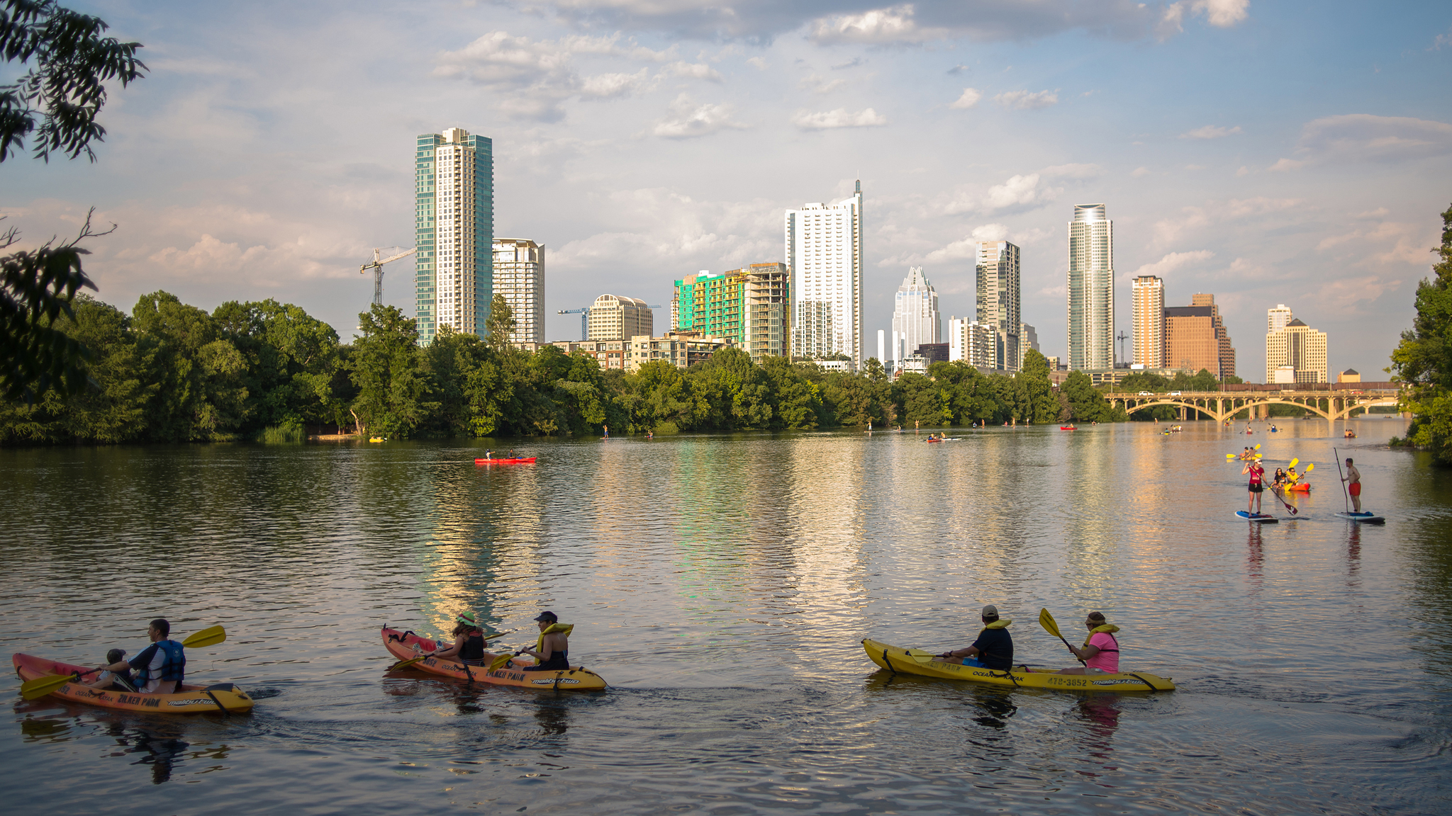 Town Lake