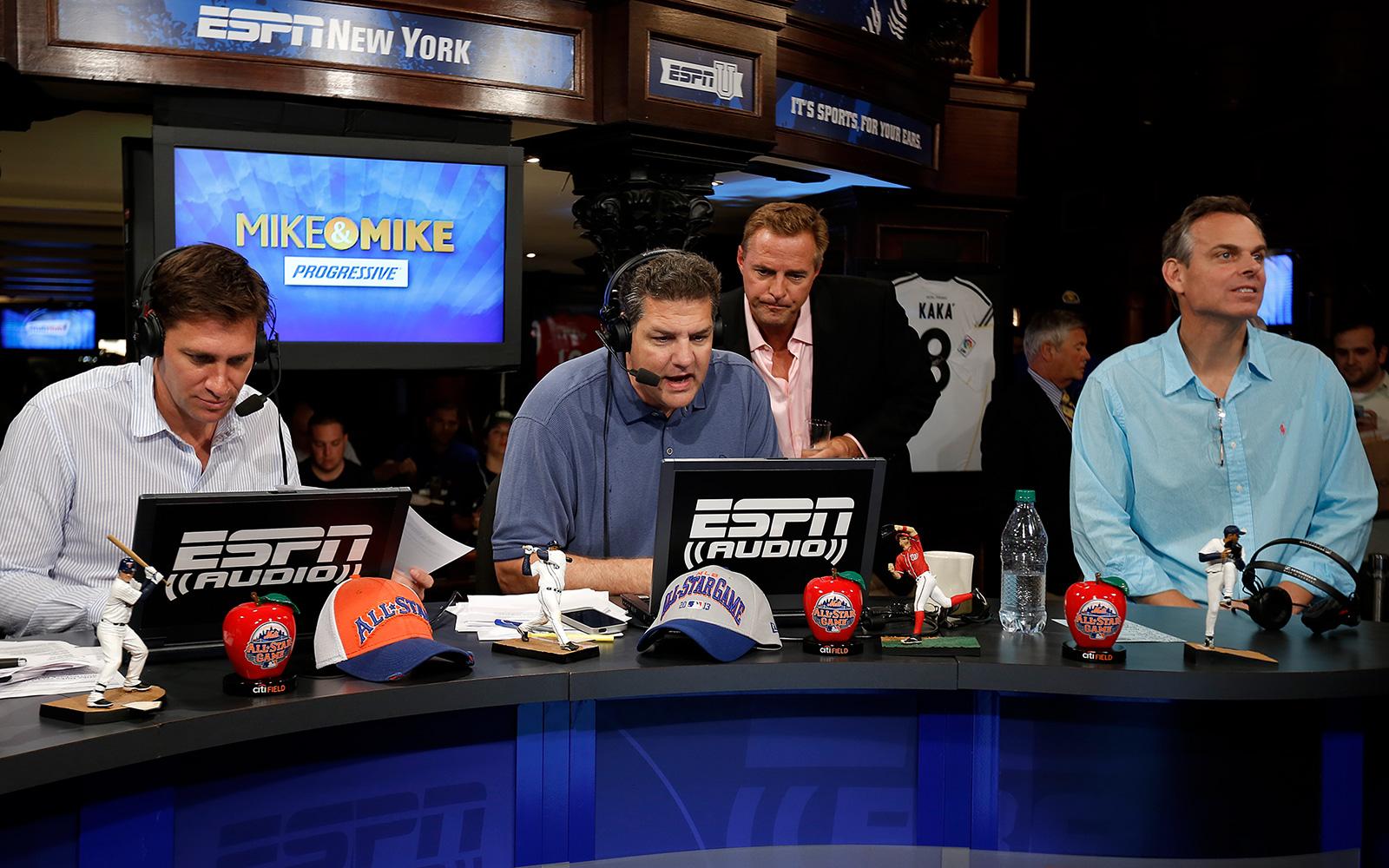 ESPN Radio in NY
