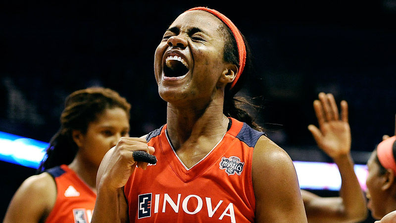 Ivory Latta will be looking to learn something new from the WNBA's other great players at Saturday's All-Star Game.
