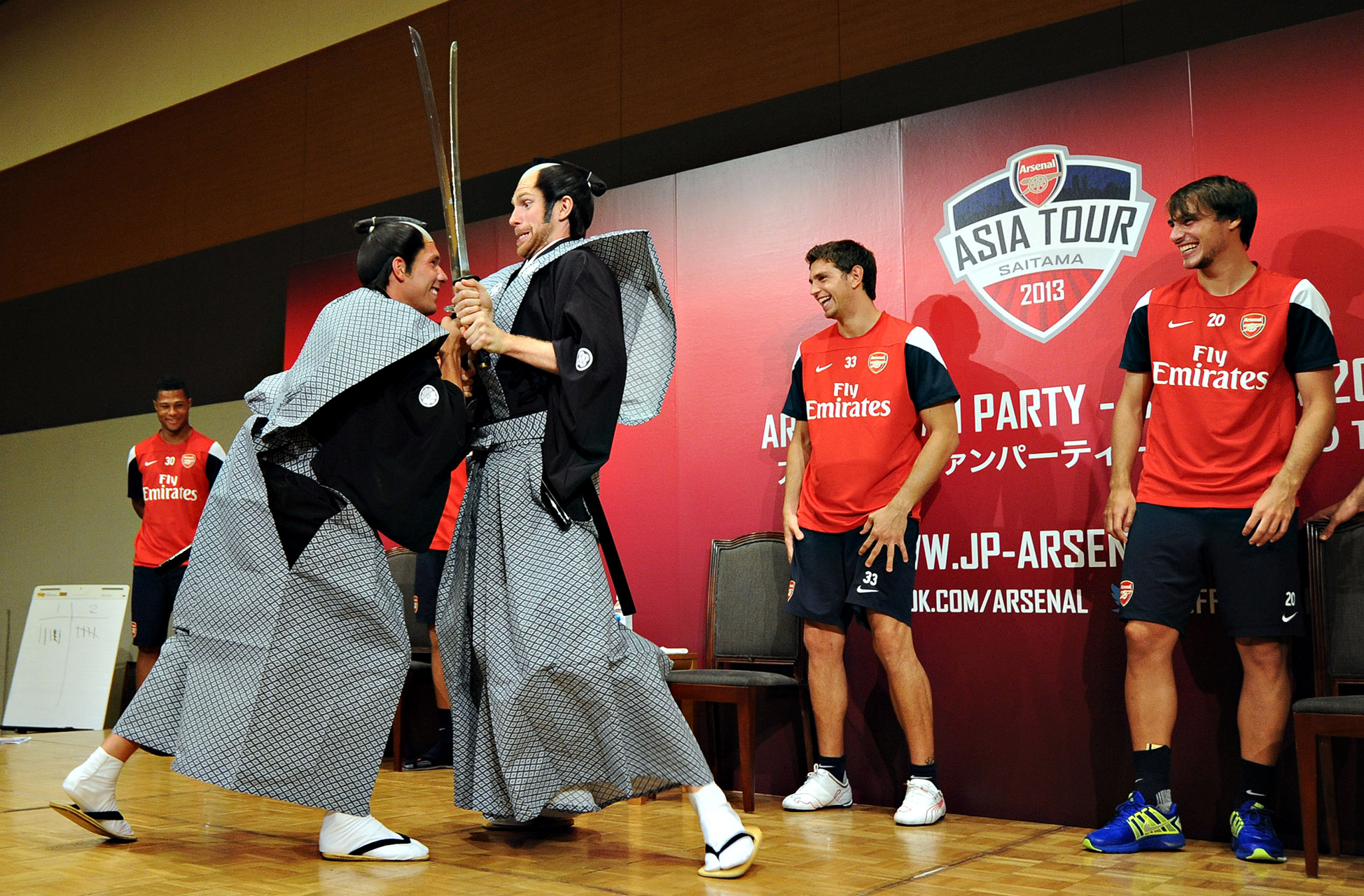 Arsenal Samurais