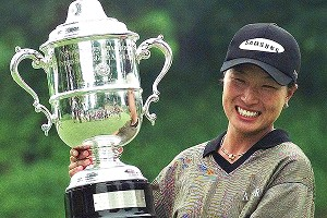Se Ri Pak not only lifted a nation, she changed the LPGA significantly, helping to turn it into a more global game.