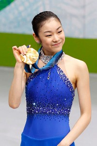 In South Koreas celebrity-driven culture, Olympic figure skating gold medalist Yu-na Kim stands tall.