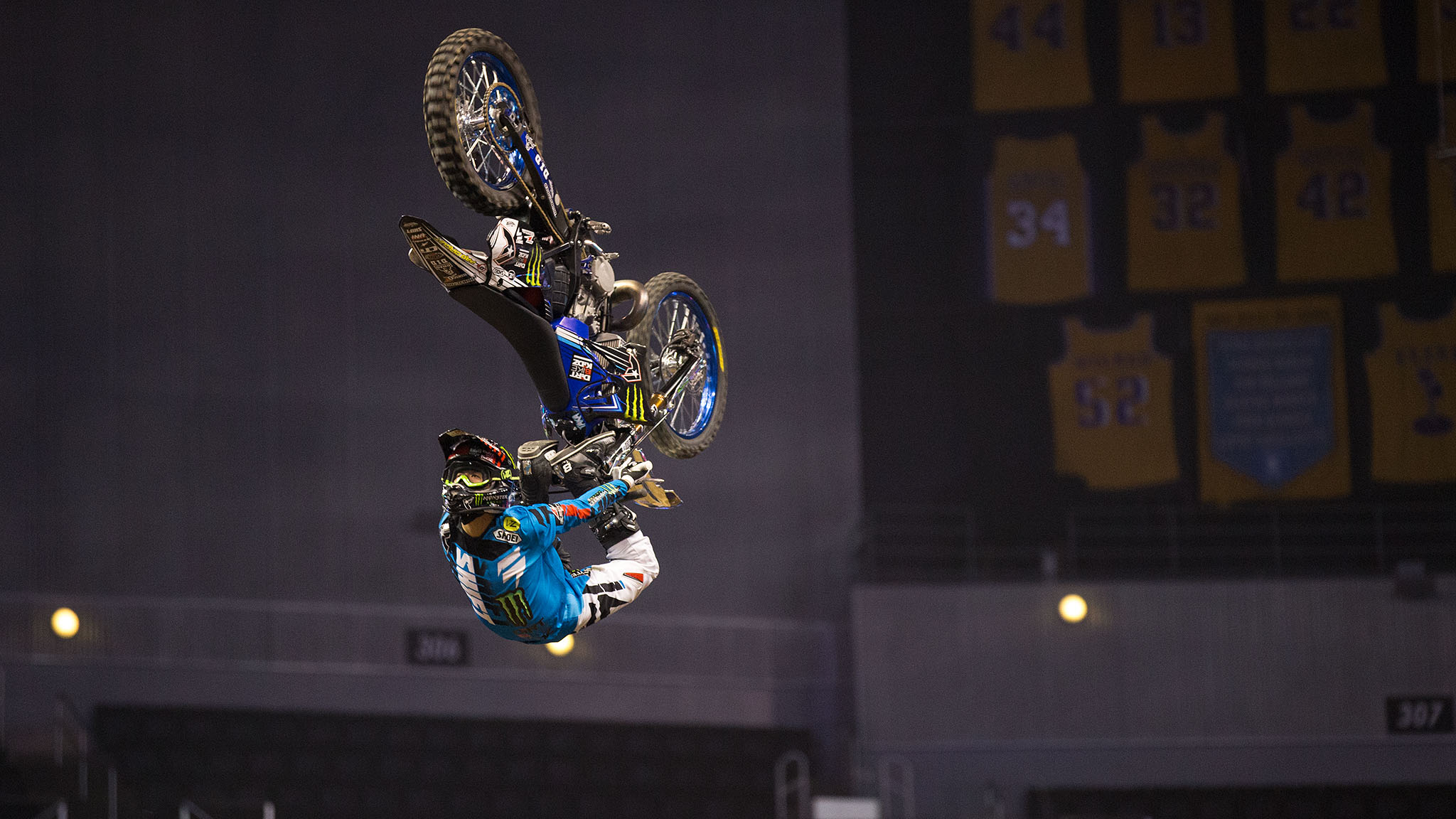 Because of bad-weather cancellations, Moto X Freestyle riders weren't able to compete in the past two X Games, which means there were no opportunities for challengers to unseat two-time defending champ Taka Higashino from his gold-medal podium position until this week at X Games Los Angeles.