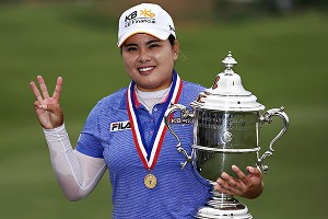 When Inbee Park won the U.S. Womens Open in June -- her third major in a row -- it was good for her and for the LPGA.