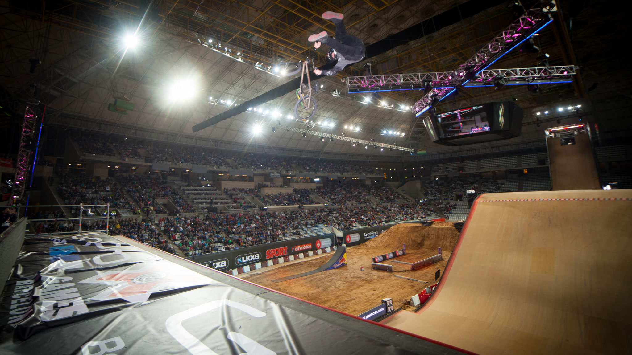 15. BMX Big Air Firsts