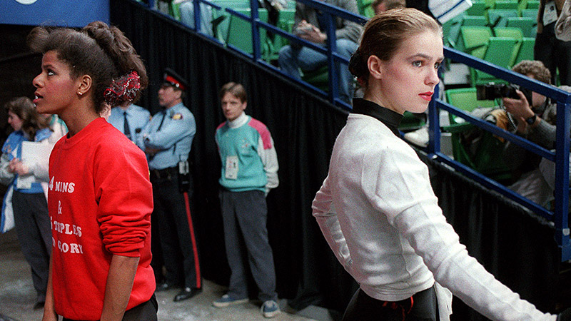 The Battle of the Carmens showdown between Debi Thomas and Katarina Witt was one of the must-see events of the 1988 Calgary Olympics.