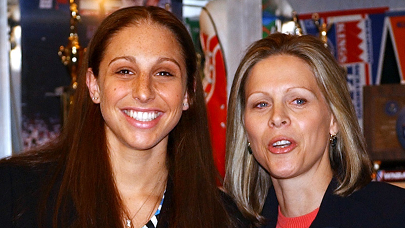 Diana Taurasi was just one of the many stars Val Ackerman oversaw during her tenure as president of the WNBA.