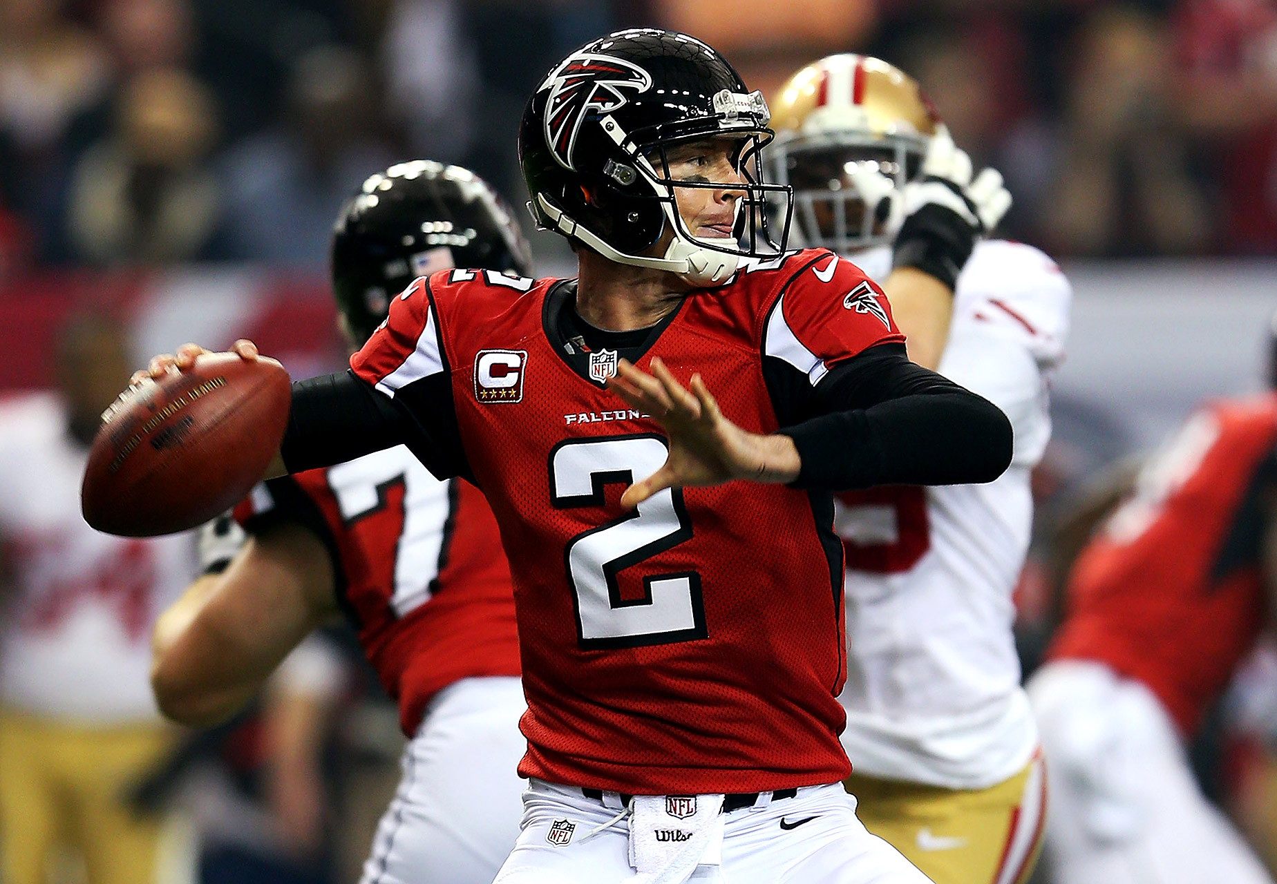 #NFLRank No. 22, Offense: Matt Ryan