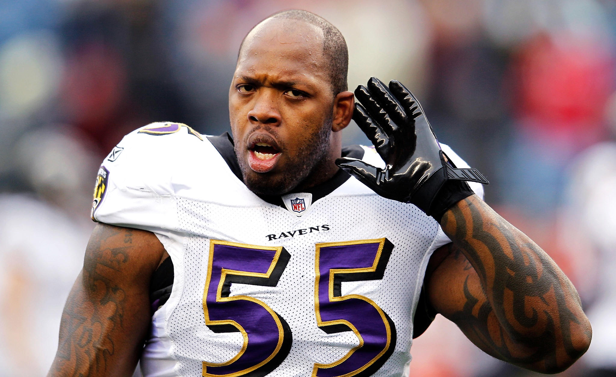 #NFLRank No. 23, Defense: Terrell Suggs