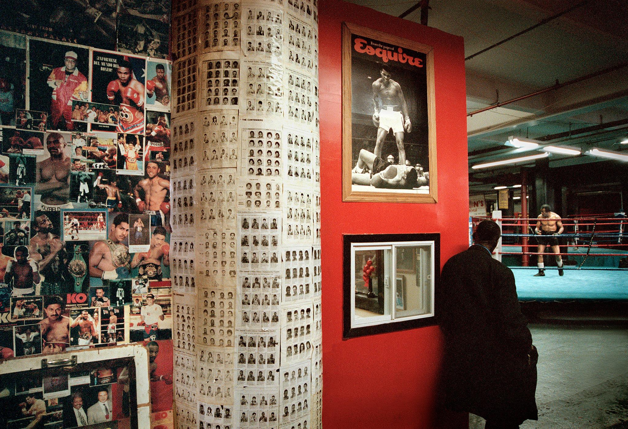 Gleason's Gym, Brooklyn, N.Y.