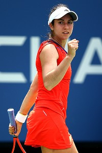 New Jerseys Christina McHale won the first set, but came up short against No. 13 Ana Ivanovic in a heartbreaker.