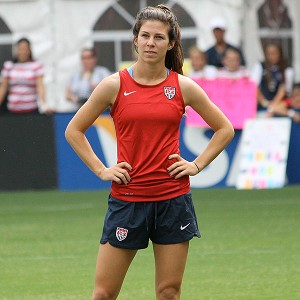 NWSL rookie Erika Tymrak debuts for the USWNT as one of the most entertaining young players in the sport.
