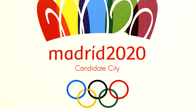 Madrid 2020 Candidate City logo