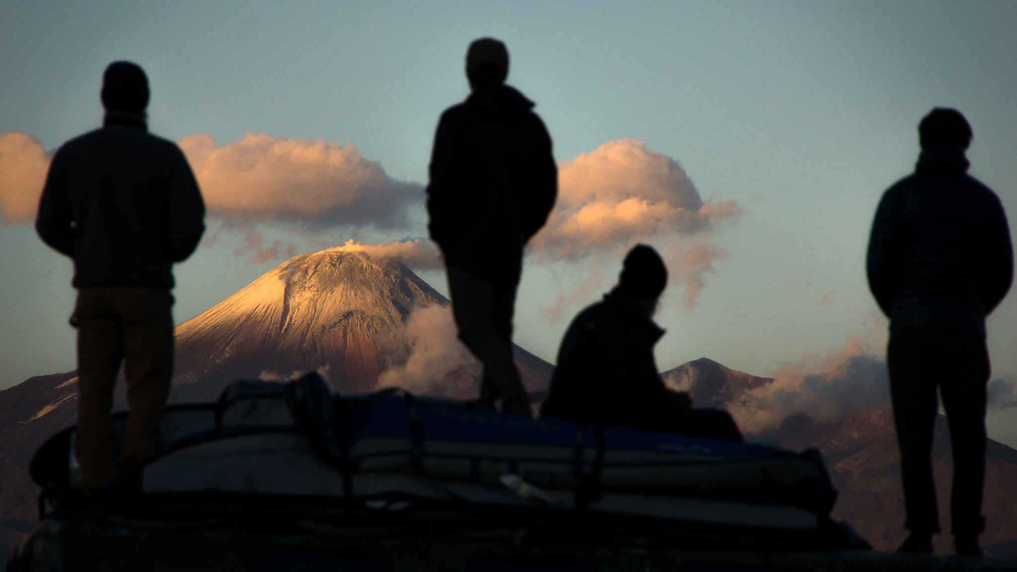 The Kamchatka Peninsula