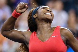 Serena Williams, winner of the French Open, capped the Grand Slam season with her fifth US Open championship.