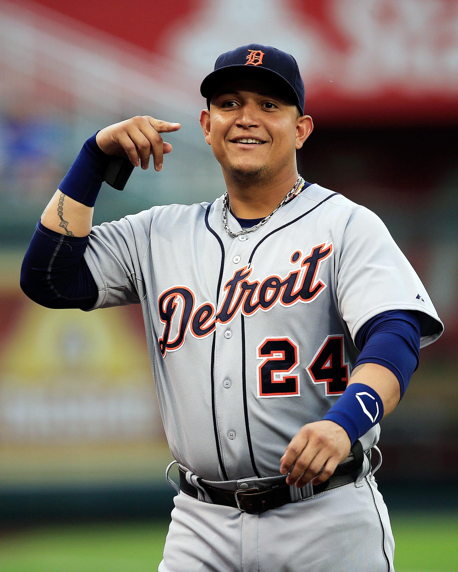 3. Miguel Cabrera, Tigers - 9 percent